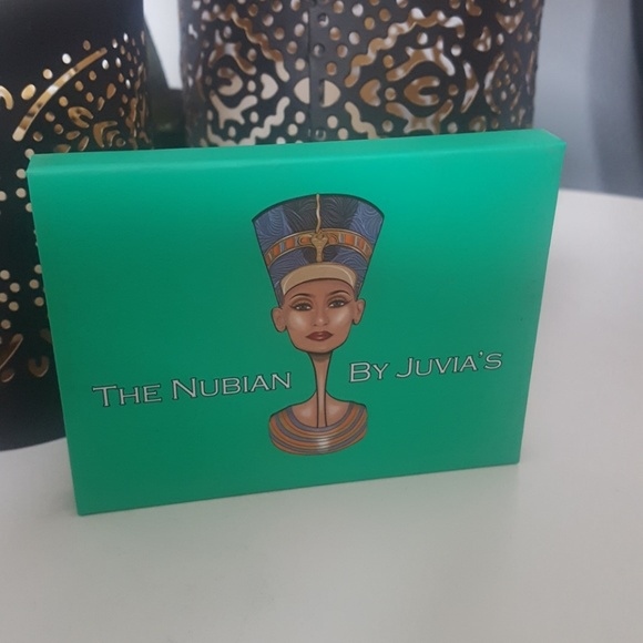 Juvia's Place Other - The Nubian by Juvia's Mini Pressed Pigment Palette